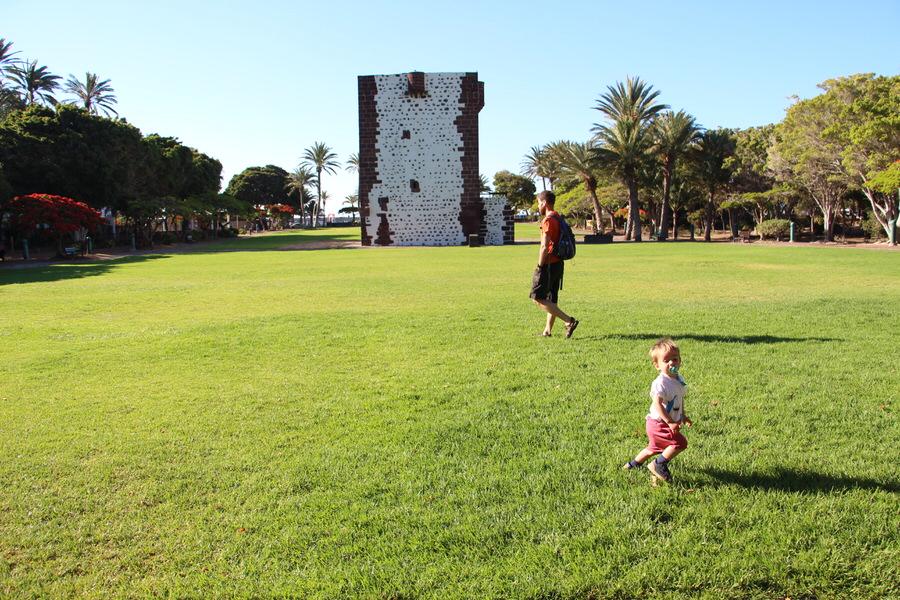 Torre del Conde.San Sebastian de la gomera