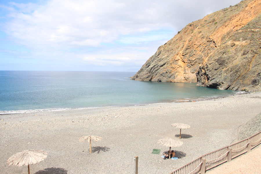 Playa de Vallehermoso