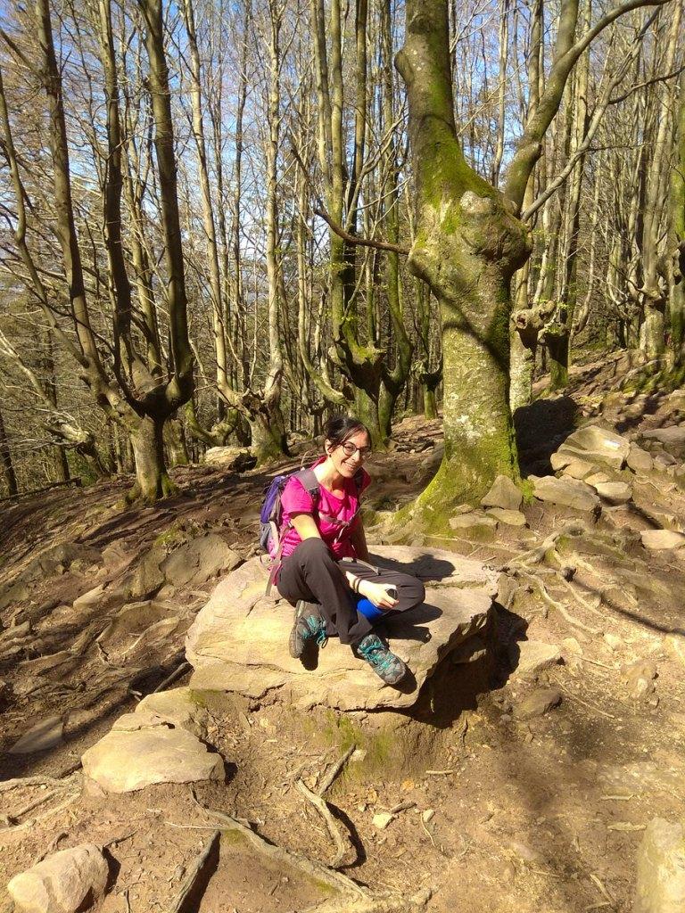 -Buen día de Abril en el Monte Adarra-