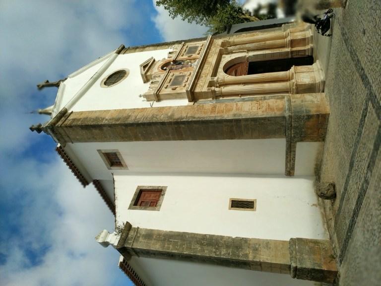 -Iglesia de Santa María, Óbidos-
