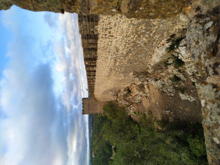 -Murallas del castillo de Óbidos-