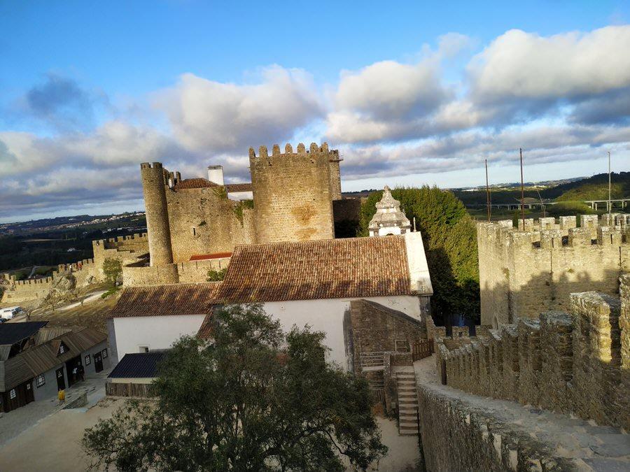-Otras vistas desde la murallas,Castillo de Óbidos-