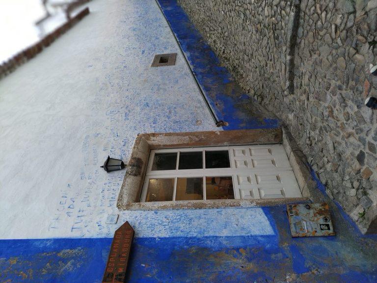 -Hacia el mirador, Óbidos-