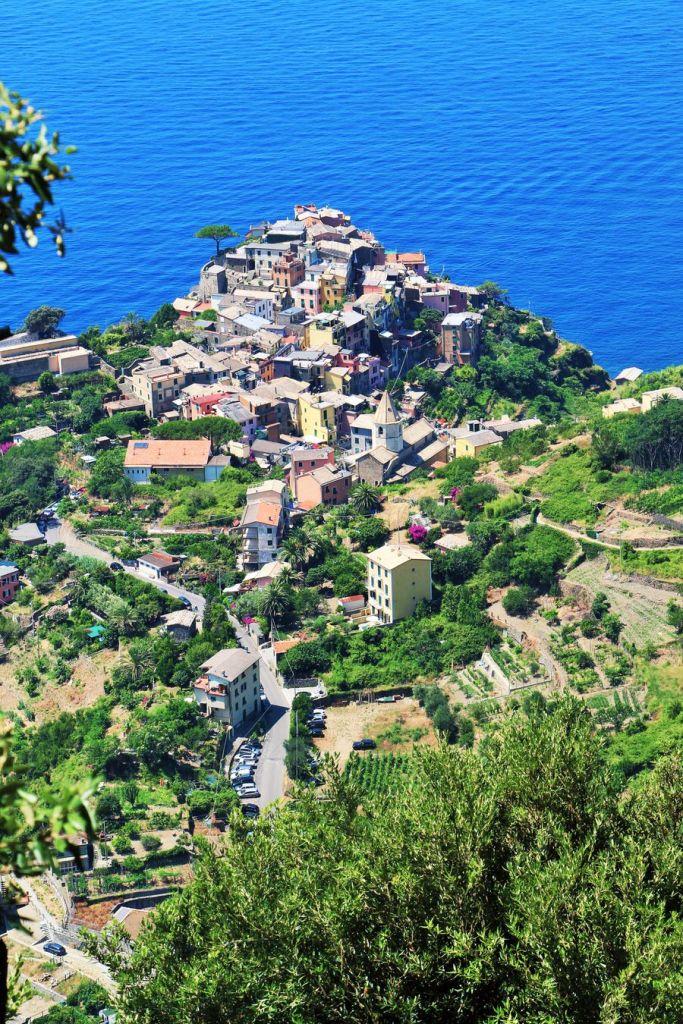 -Sendero Manarola-Volastra-Coniglia.Cinque Terre,Italia-