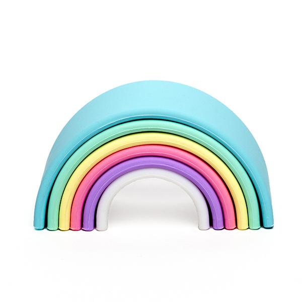 -Arcoíris Dëna,color pastel-