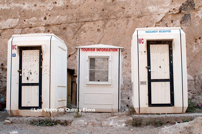 Oficina de información de Hasankeyf