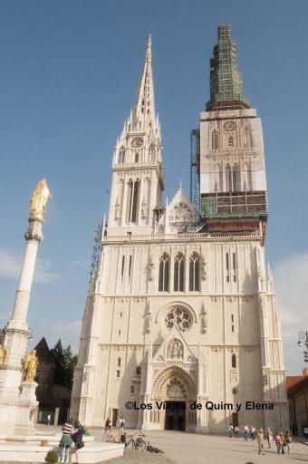 Catedral de Zagreb, Visitar Zagreb