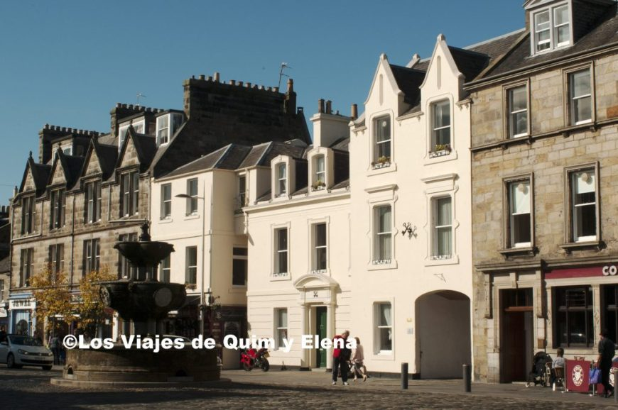 Market Street en St Andrews