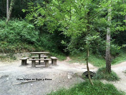 Zona de Picnic del Bosque de Gurb