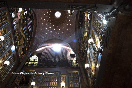 La espectacular cúpula