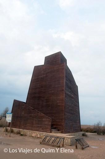 Mirador Zigurat