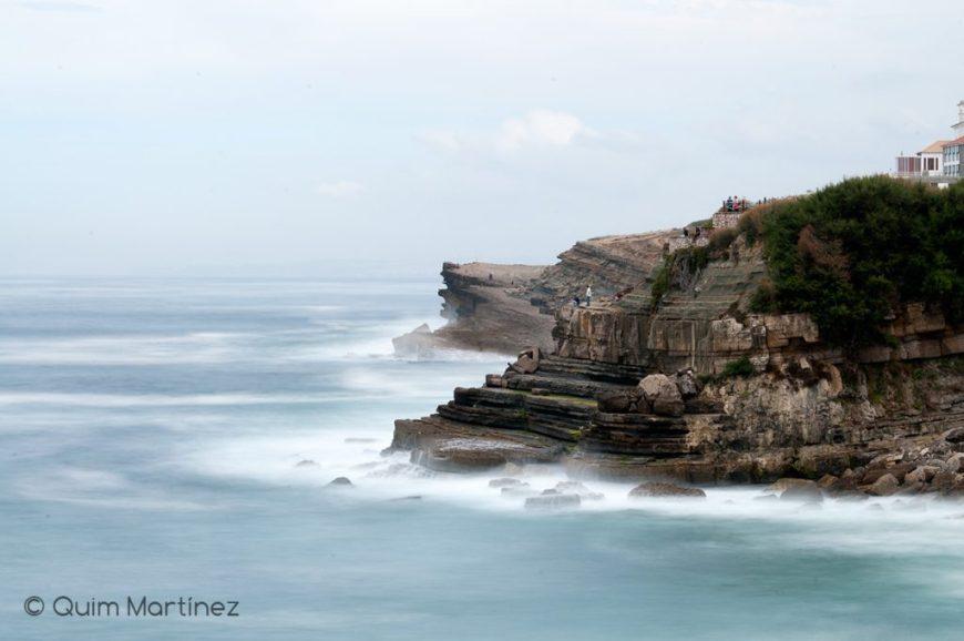 Praia das Maças en el Parque Natural Sintra