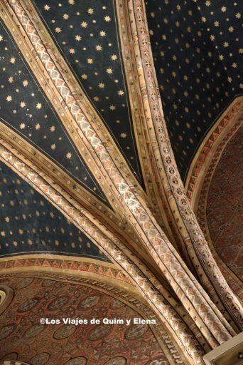 Detalle de la Iglesia de San Pedro