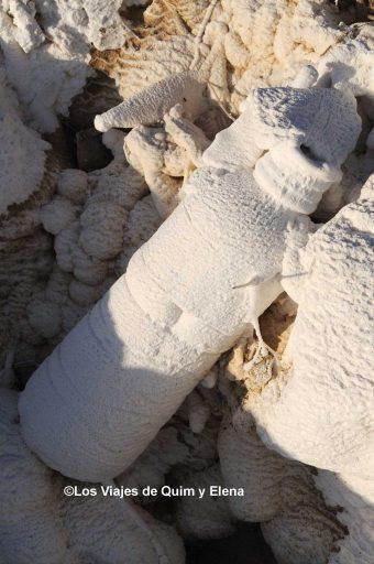 Botella calcificada de antalya a Pamukkale