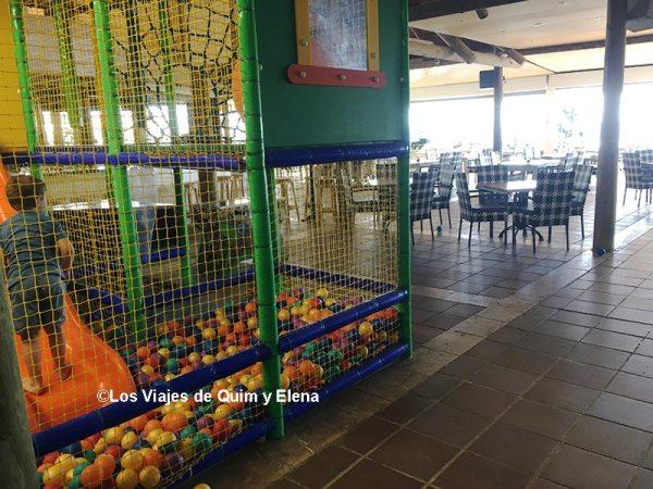 Chiquipark en Natura Beach - 8 Restaurantes en Lanzarote