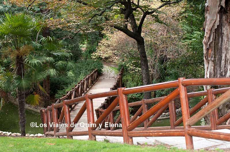 Rincones para descubrir en el Parque de El Retiro