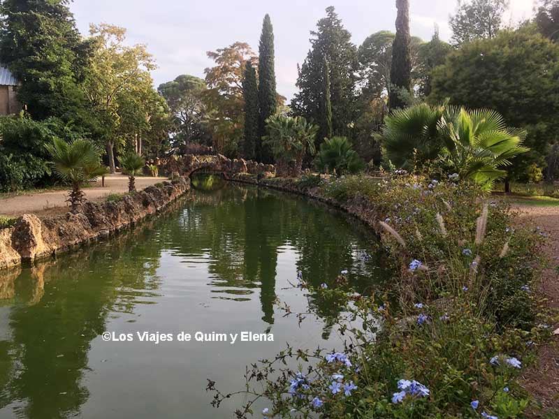 El Parc Samà es un lugar precioso