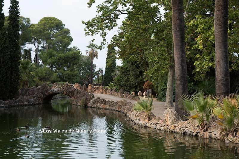 Lago del Parc Samà