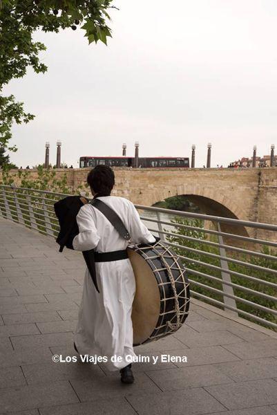 Semana santa por Zaragoza