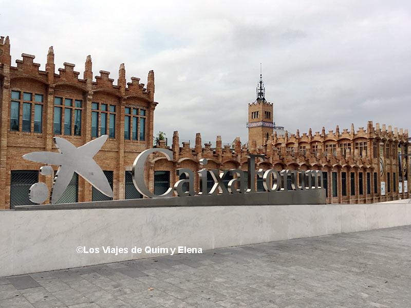 Casaramona en la Ruta del Modernismo en Barcelona