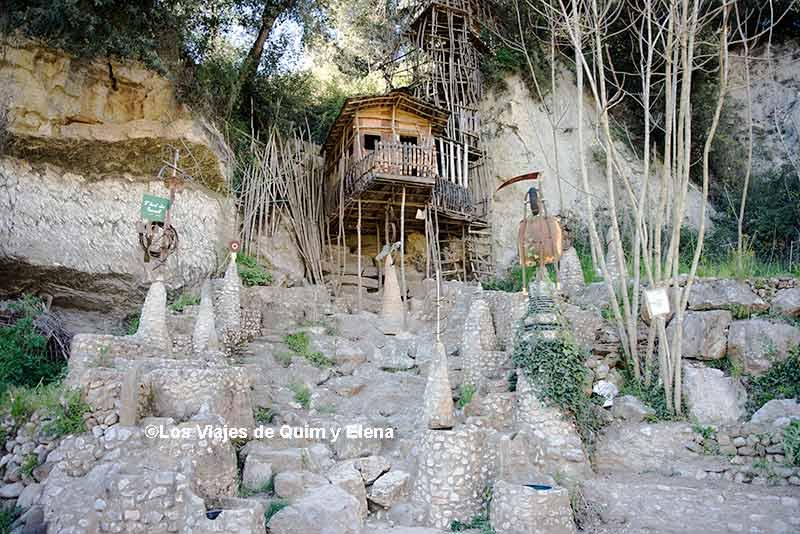 Cabanes d'Arguelaguer, en excursiones con niños en Cataluña