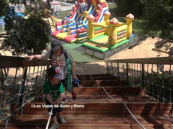 Diversión en Gnomo Park