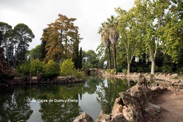 Parc Samà, jardines más bonitos de Cataluña