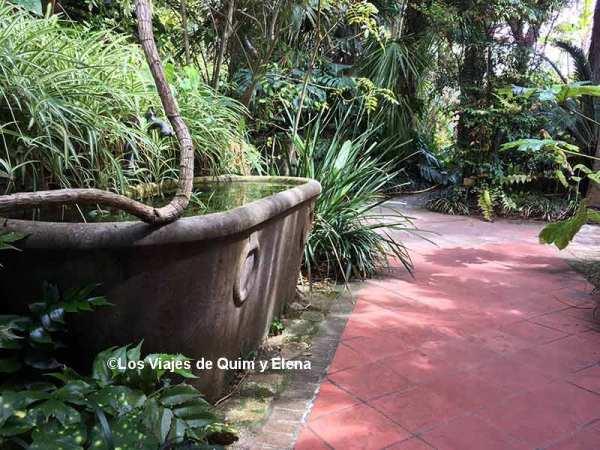 Jardín Marimurtra de los Jardines más bonitos de Cataluña