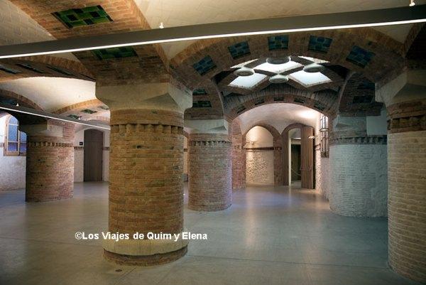 Sala Hipóslita del Sant Pau Recinto Modernista