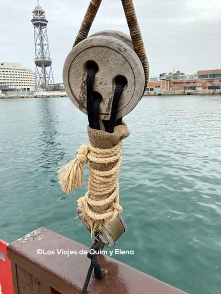 Paseo en Barco Pirata