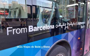 Ruta Roja del Bus Turístic de Barcelona