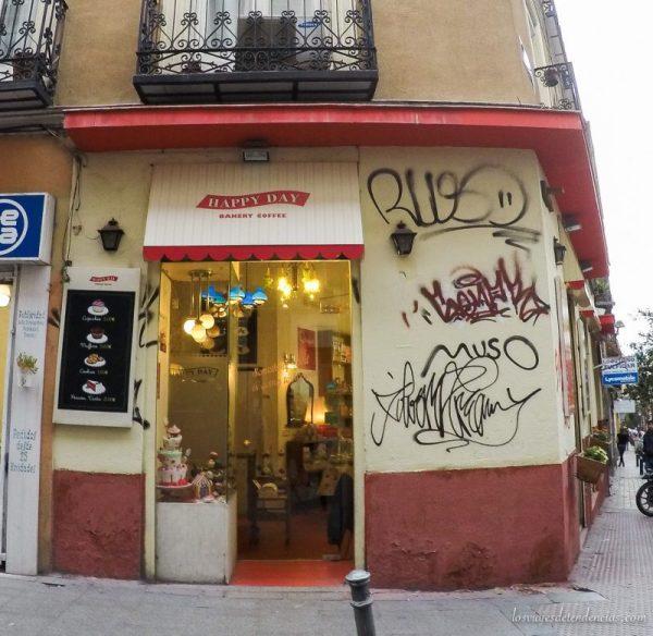 Los 5 mejores lugares de Madrid para tomar tarta