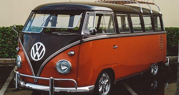 La nueva hippy Van es eléctrica