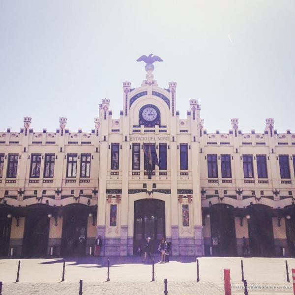 La Estación del Norte celebra los 100 años