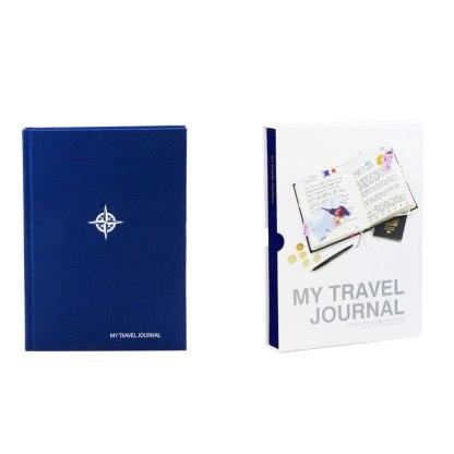 Dziennik podróżny - My Travel Journal