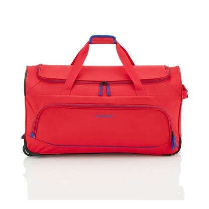 Torba podróżna na kółkach Travelite Basics Royal Red