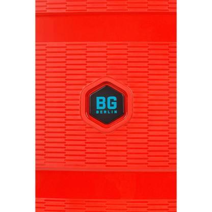 Walizka średnia Bg Berlin ZIP2 Latin Red