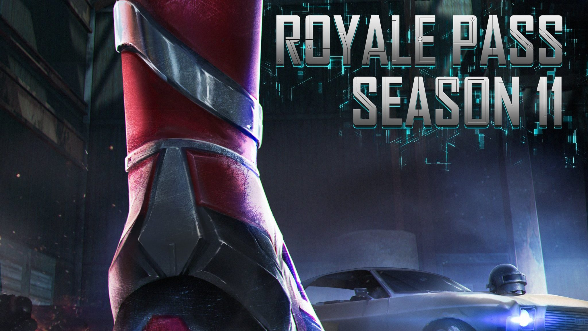 Royale Pass Season 11 Operation Tomorrow PUBG Mobile