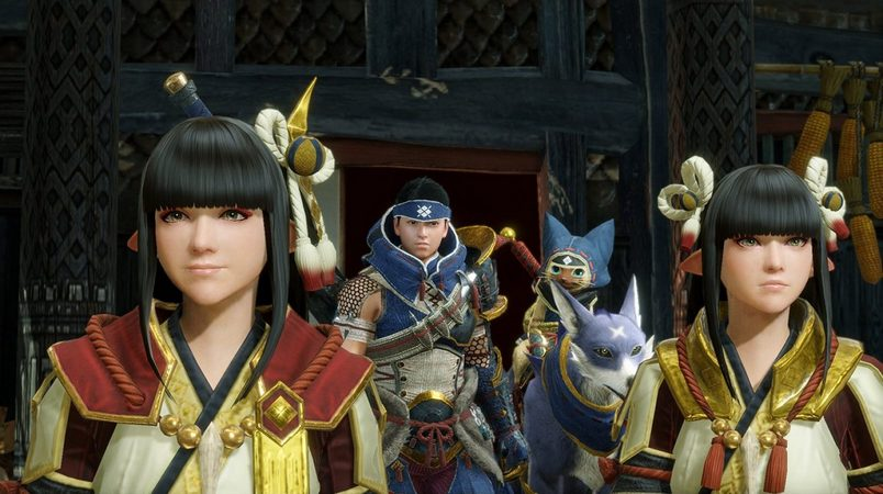 monster hunter rise 5 juta kopi 1