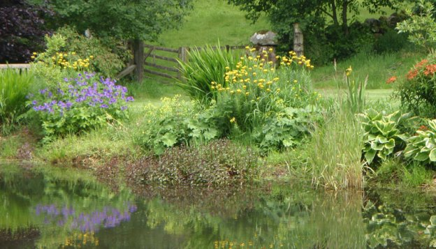 Gardens open in East Lothian