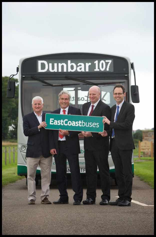 EAST COAST BUSES LAUNCHES TIMETABLES AND FARES