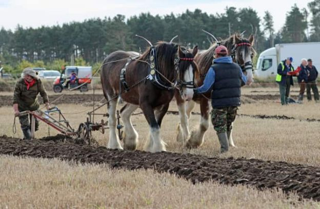 Funding boost for ploughing championships in East Lothian