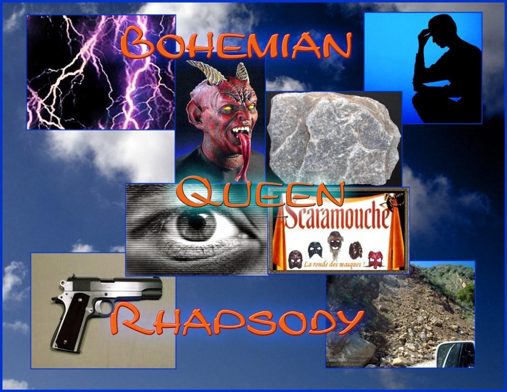 Bohemian Rhapsody in Music Video (4/6)