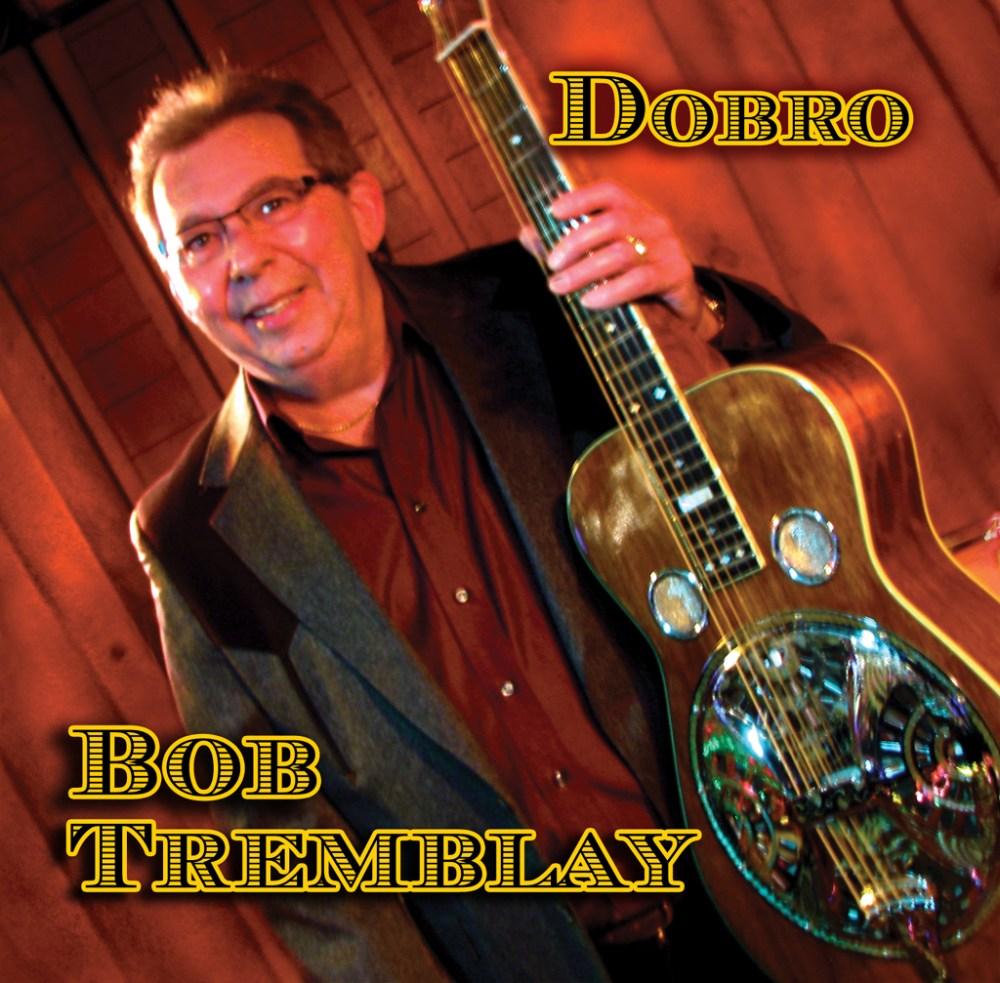 Bob Tremblay's Dobro (3/4)