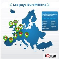 Pluie de Millionnaire EuroMillions