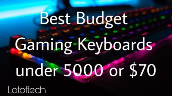 Best Budget gaming keyboard under ₹5000 or $70