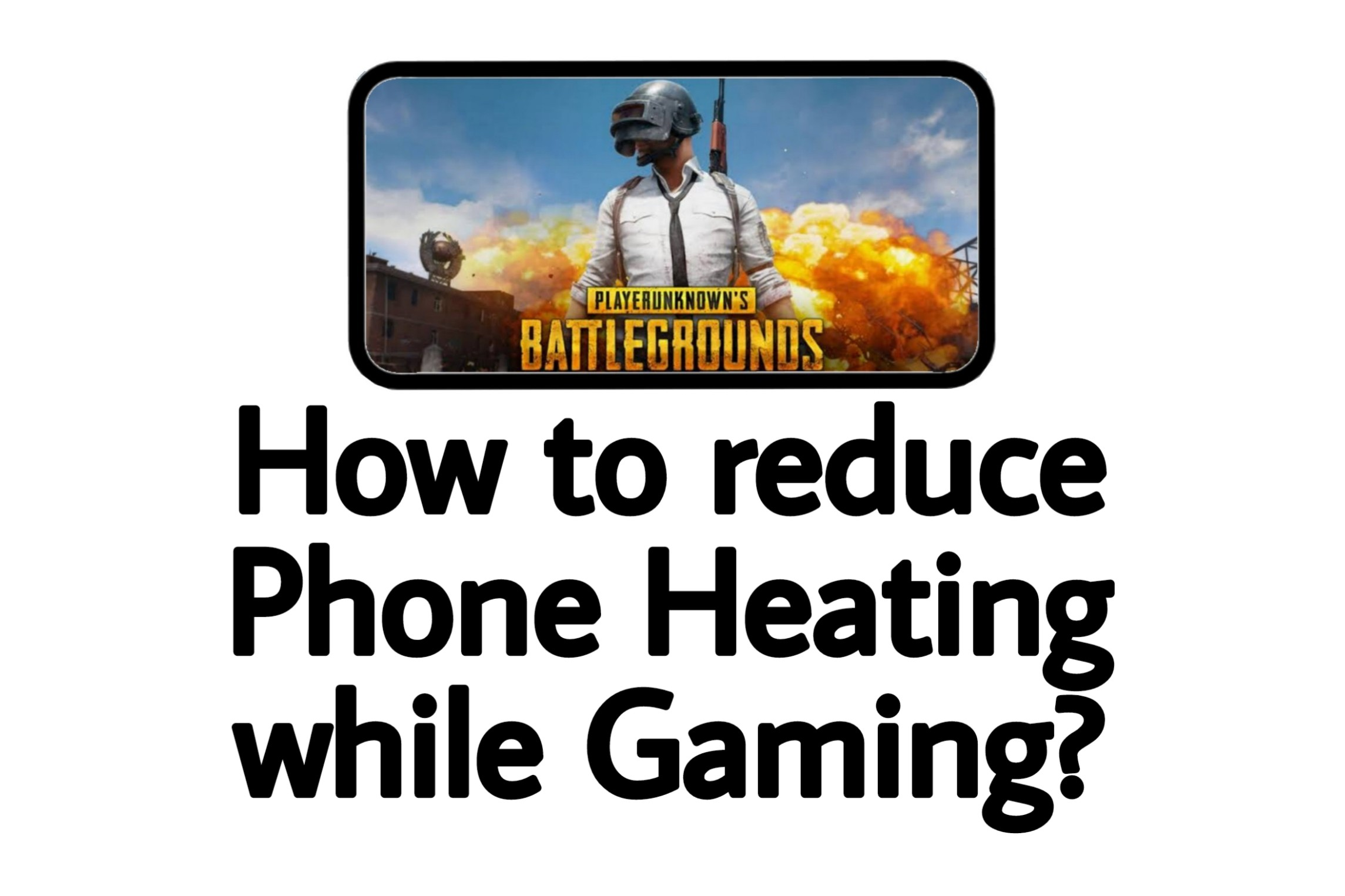 How to redduce phone heating while gaming
