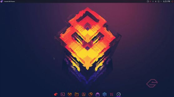 Installing Garuda Linux alongside windows