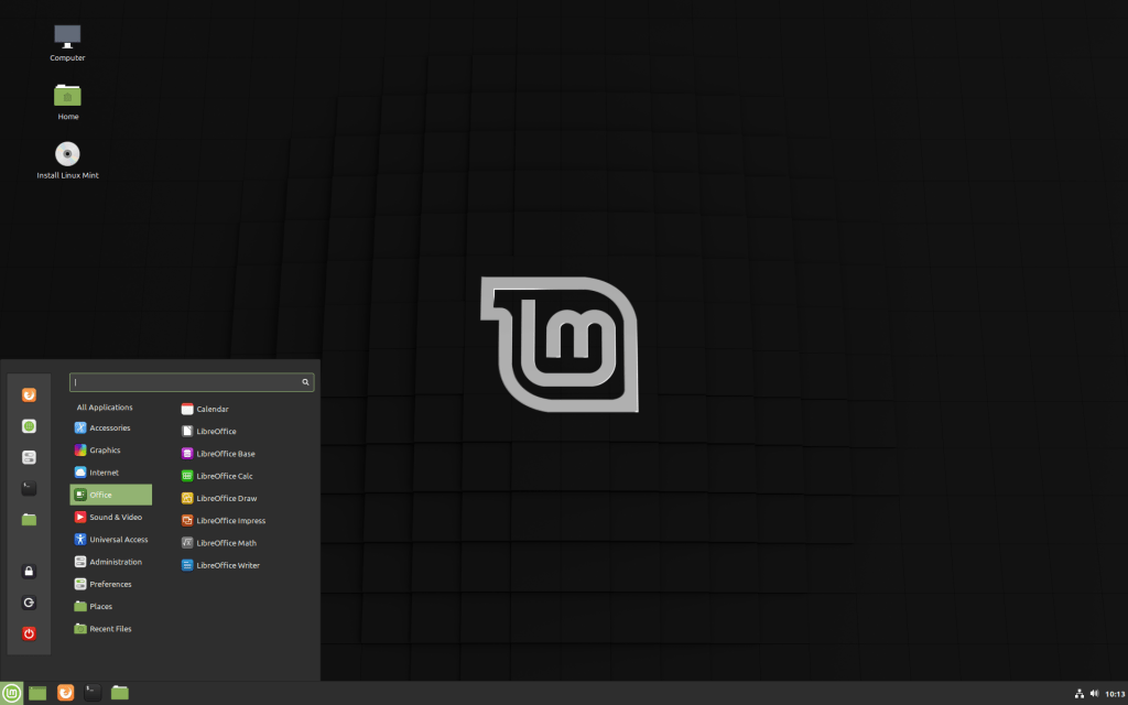 Linux Mint is one of the most famous Linux OS Distro