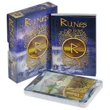 Runes oracle cards /24карты+инструкция/